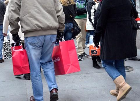増税前ショッピング