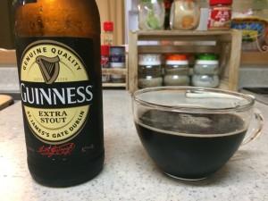 スタウト黒ビール150ml
