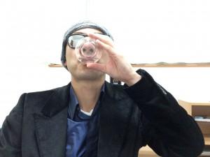 大七 純米生酛(きもと)飲んでます