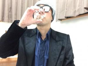 玉乃光 純米吟醸山廃仕込み冷で飲んでみた