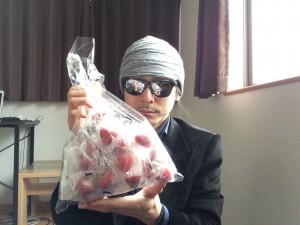 春摘み苺アイス一袋