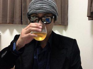 僕ビール、君ビールの香り