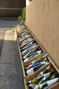 からのワイン