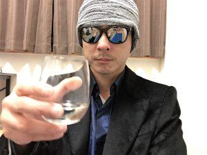 杜氏の心 大吟醸原酒をいただきます