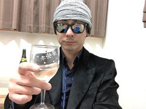 フレグラ スパークリングを飲んでみます