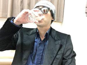 フレグラ スパークリングのを飲んだところ