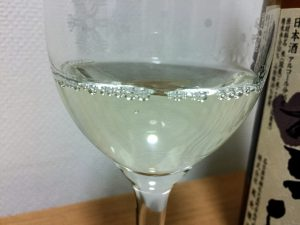 醸し人九平次 純米大吟醸 山田錦とワイングラス2