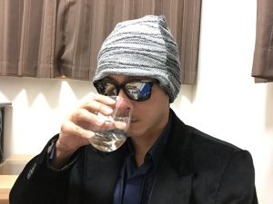 神亀純米酒の香り