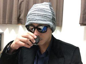 神亀純米酒熱燗